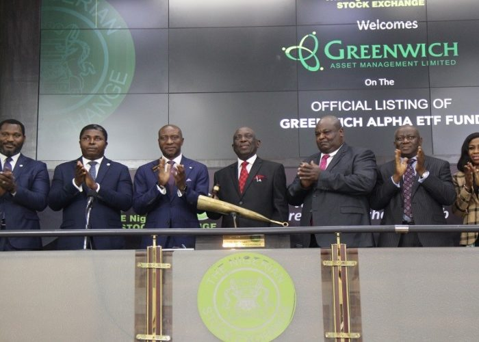 Investment diversification: NSE lists Greenwich Alpha ETF